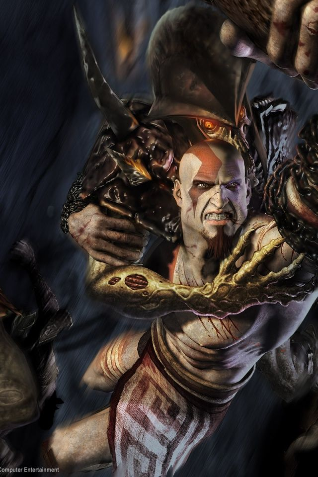 Resultado De Imagem Para God Of War Wallpaper Iphone God Of War 3