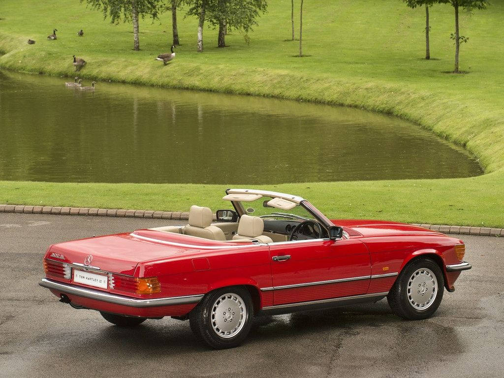 1989 Mercedes Benz 300 SL