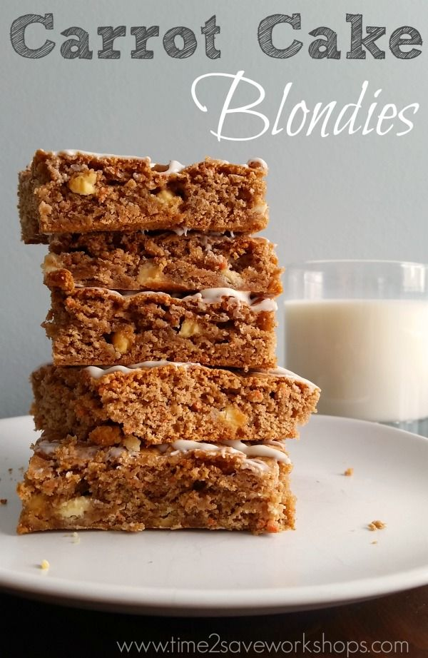 Carrot Cake Using Spice Cake Mix