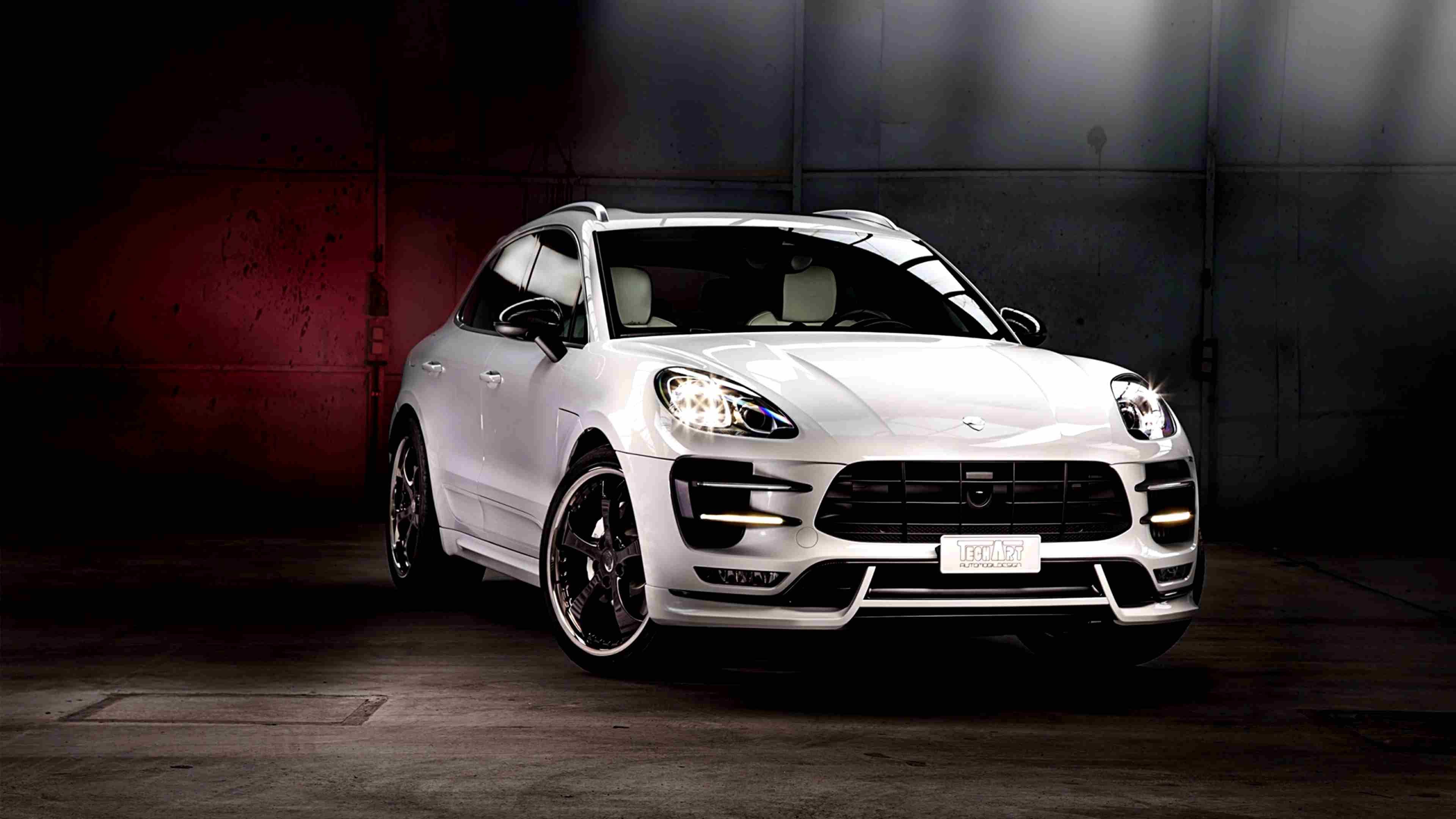 2015 Techart Porsche Macan 1 Cars Wallpapers Car Backgrounds Cars