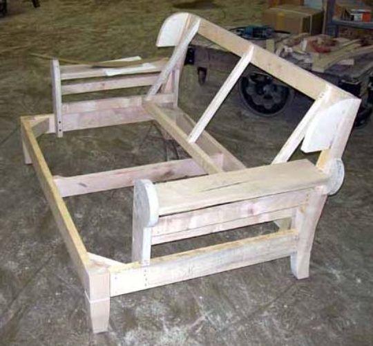 Gentil Construction   Hallman Furniture