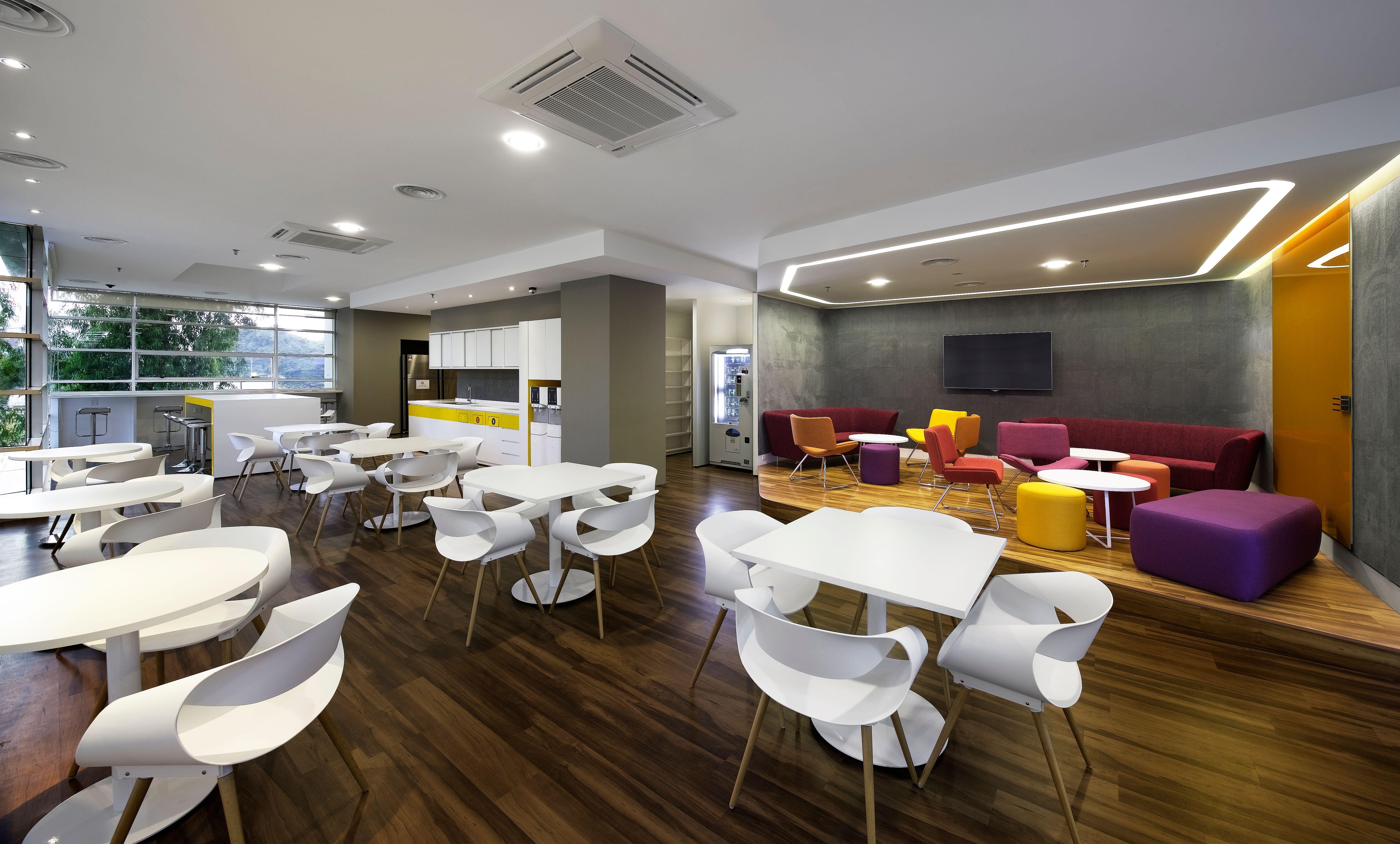 Fuji Xerox Kuala Lumpur Malaysia Design And Build Project By