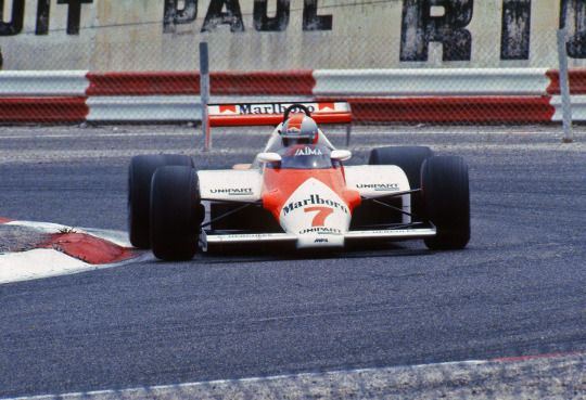 John Watson, McLarenFord MP4/1C, 1983 French GP, Le
