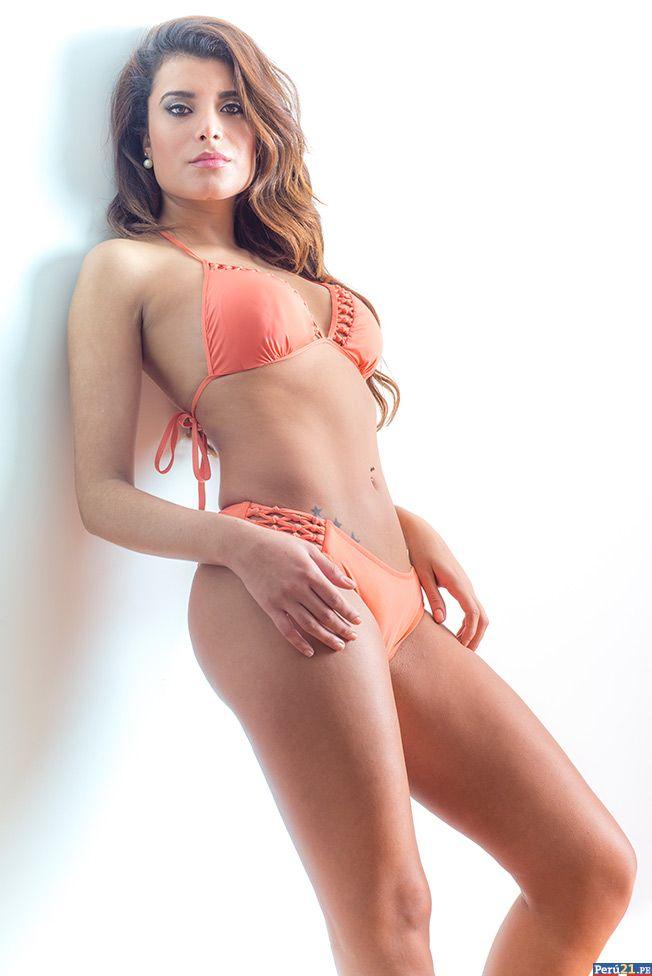 Adriana del Campo -  #AdrianadelCampo #Chica #Girl #Modelo #Peru #Sexy
