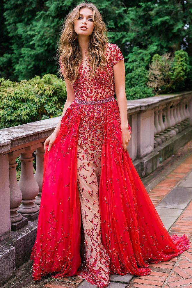 Jovani 36345 Jovani Couture Dress 2018 Jovani Couture 2018