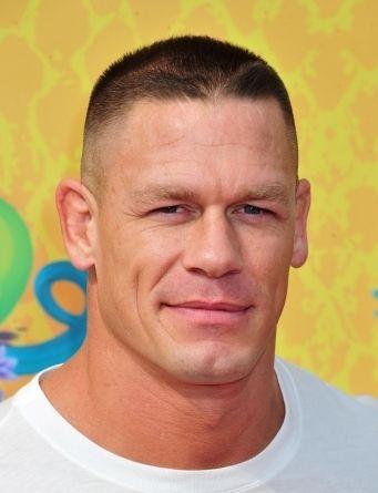 John Cena Hairstyle Models Gaya Rambut Pendek Rambut Pria Rambut Pendek