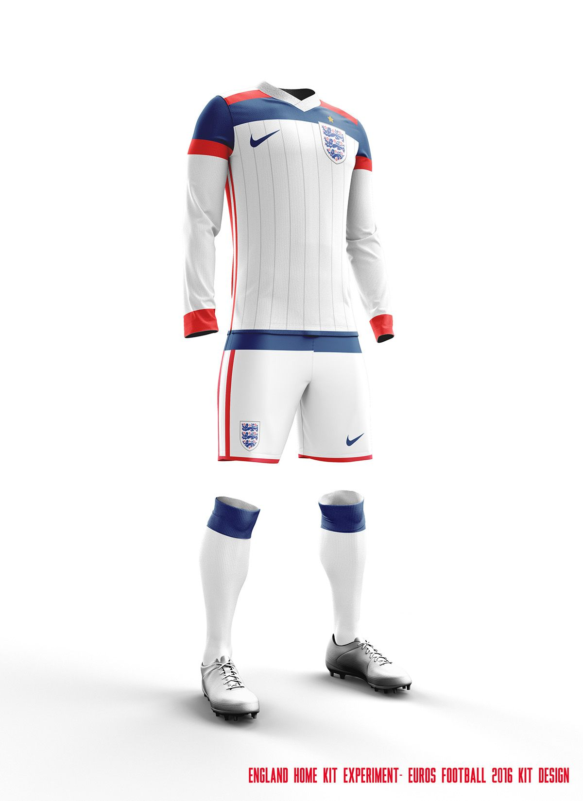 Football Kit Designs on Behance. Football Kit Designs on Behance Inglaterra  Futbol cf71581c9d465