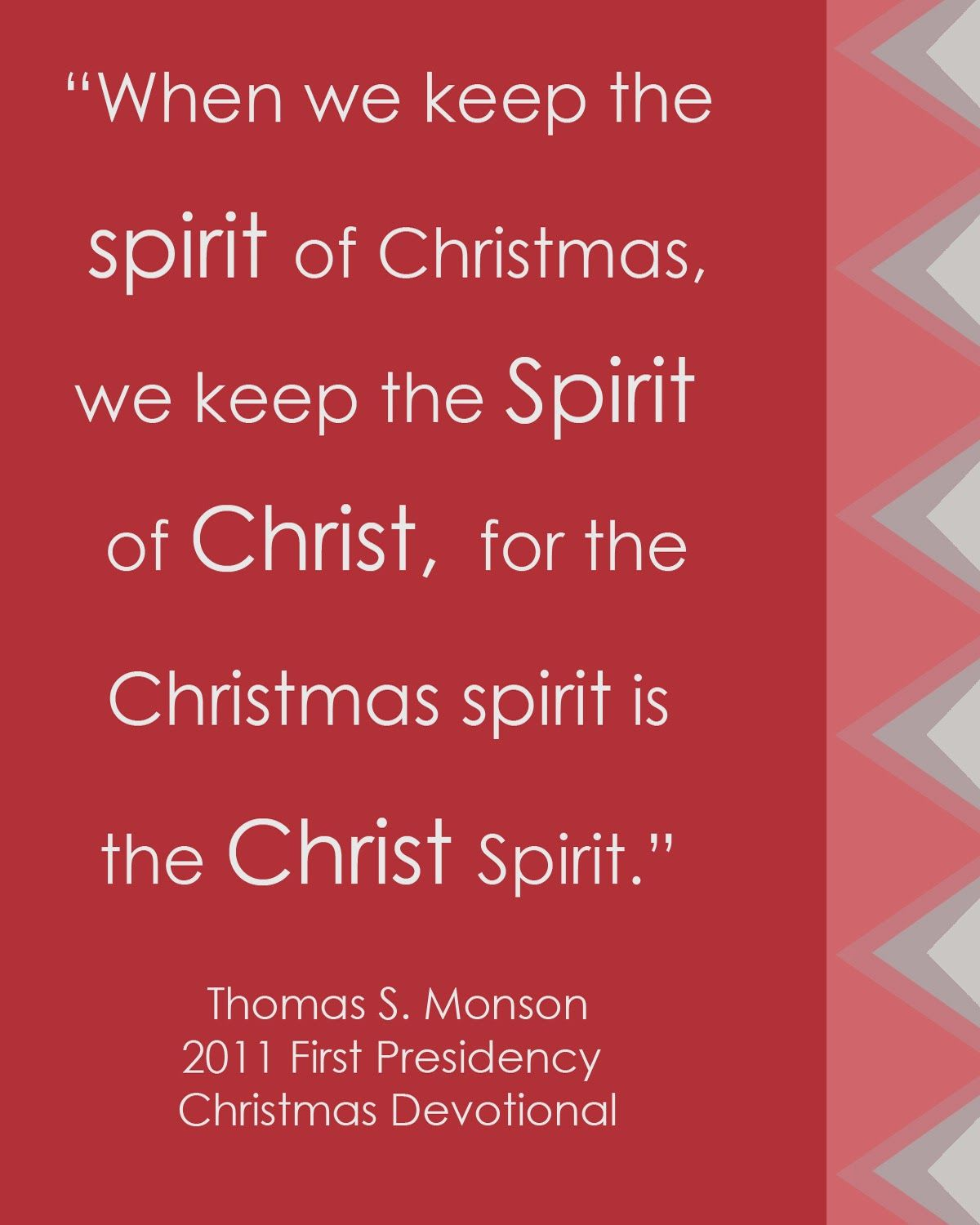 The Sprinkles on my Ice Cream: The Spirit of Christmas | Church ...