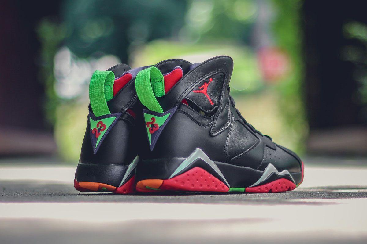 Nike Air Jordan 30 7 Rétro Marvin Le Costume Martiens