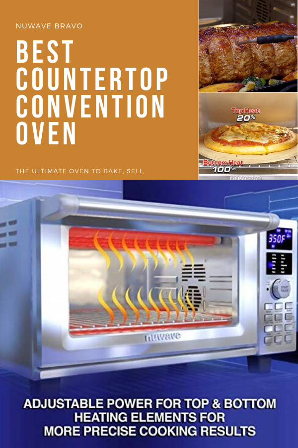 Nuwave Bravo Countertop Convection Oven Countertop Convection Oven Convection Oven Heating Element