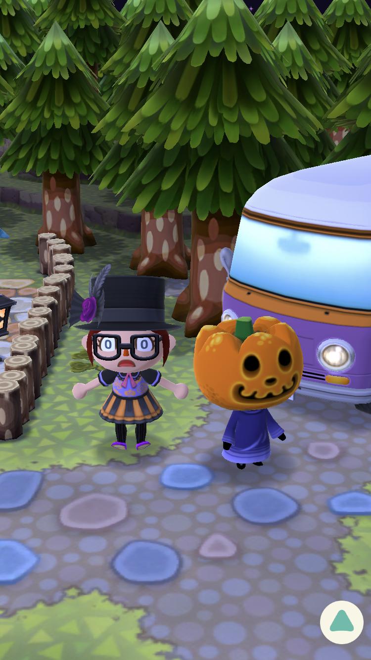 Second Week of Halloween Festivities in 'Animal Crossing