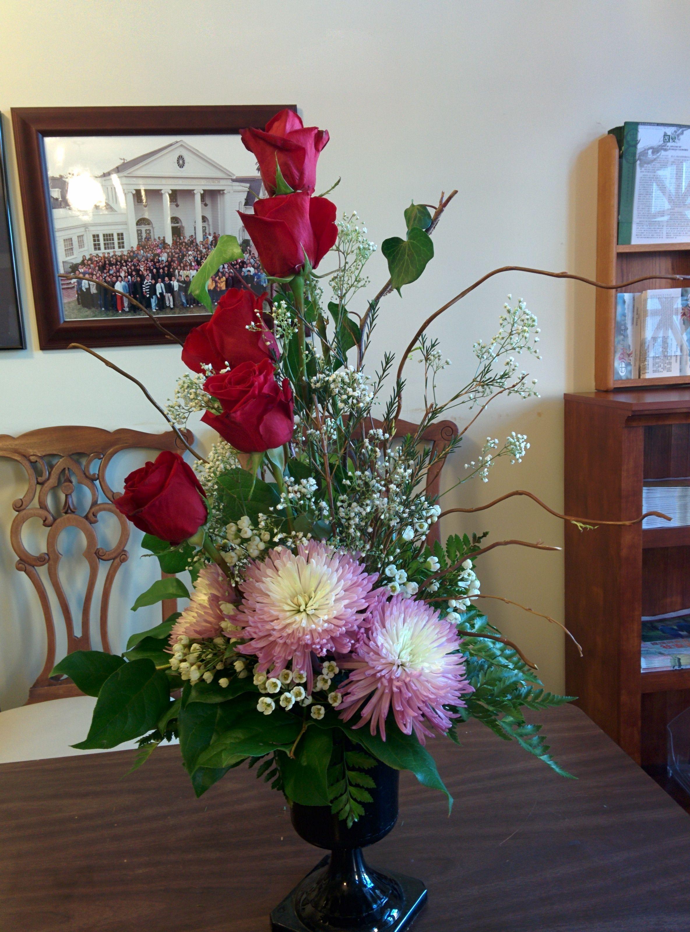 English Worship 38 Arreglos Florales Elegantes Flower