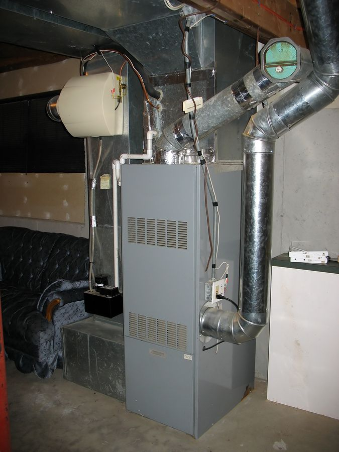 Homeschool Basic Furnace Care And Maintenance Furnace Maintenance Home Heating Systems Heating Systems