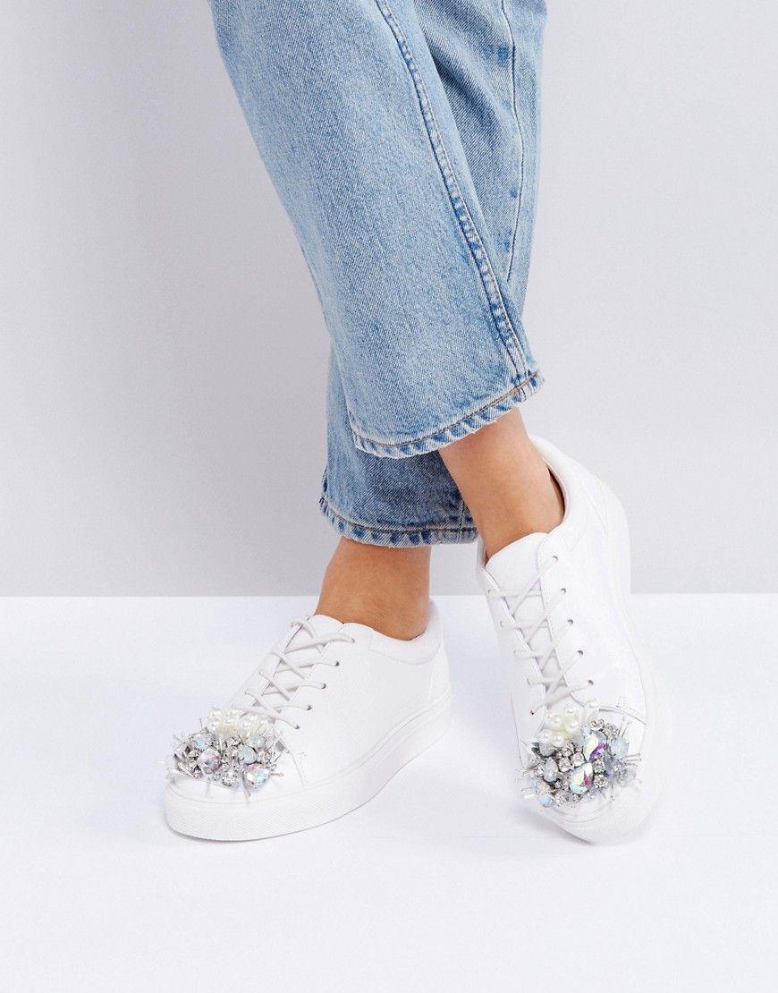 Zapatillas de deporte con adornos DREAM ON de ASOS Asos zKfhh