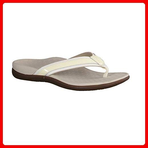 VIONIC Islander Sandalen, Weiß - Weiß - Weiß - Größe: 41 EU