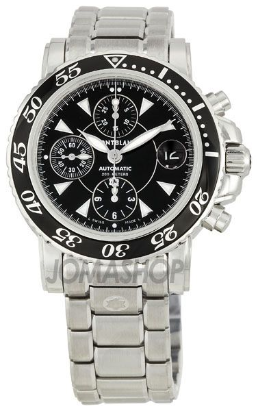 d002bb4bd6c Montblanc Montblanc Sport XXL Automatic Chronograph Men's Watch ...