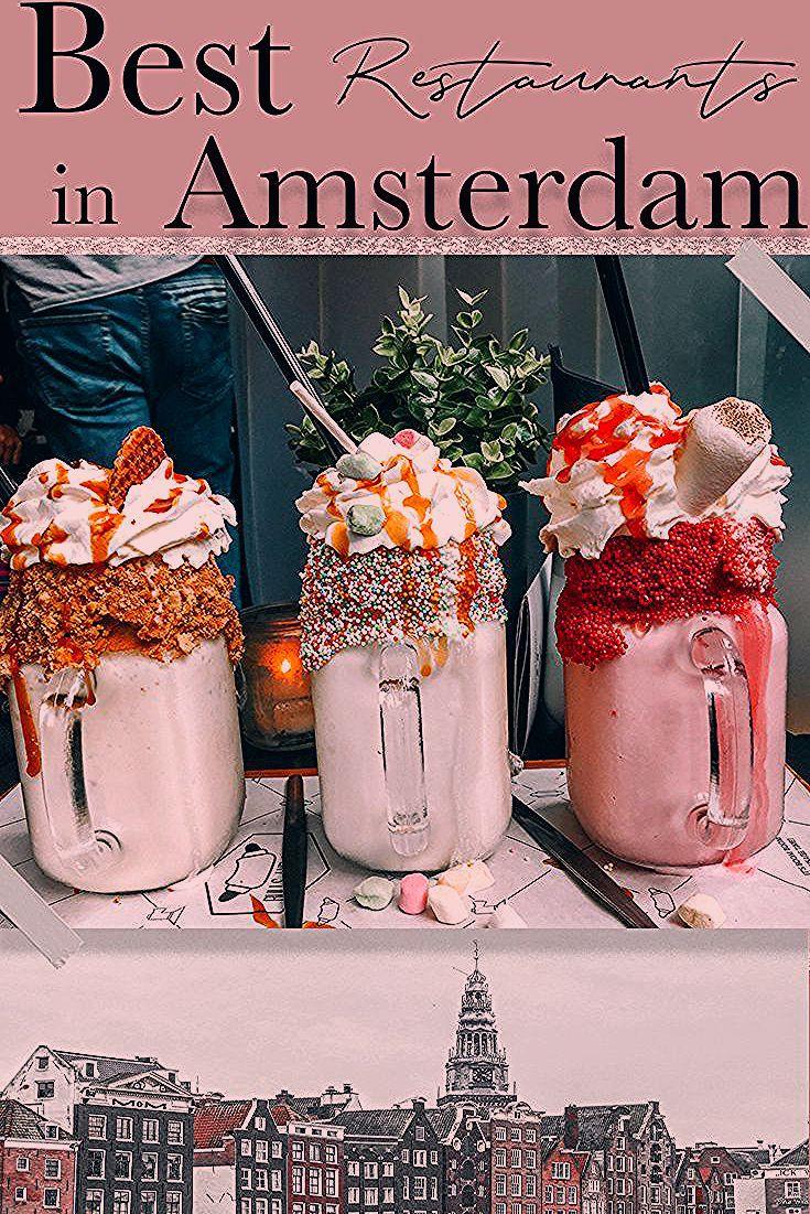 Top 10 Restaurants in Amsterdam