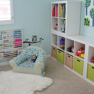 Dormitorios infantiles espacios para desarrollar la for Muebles habitacion infantil nina