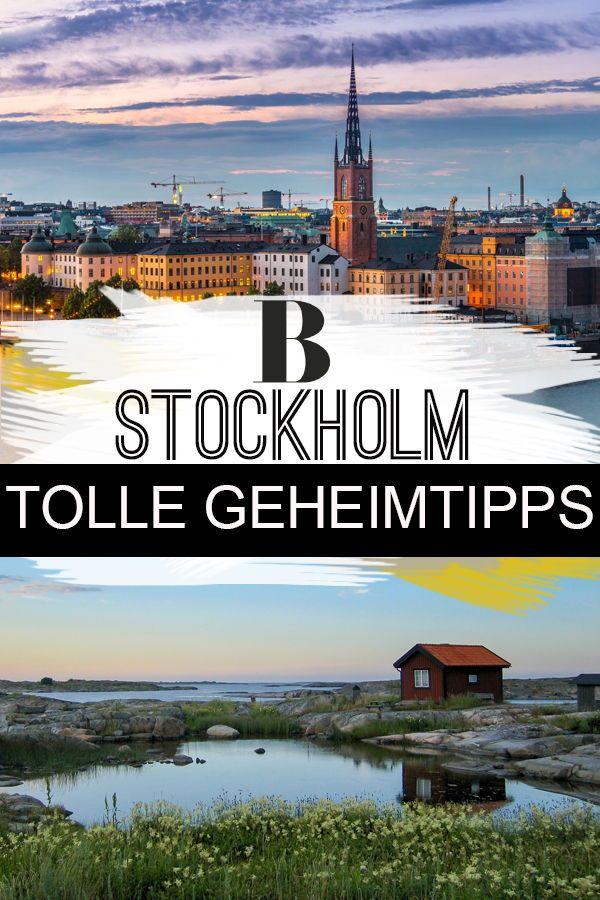 Stockholm! 10 Geheimtipps für einen unvergesslichen Städtetrip