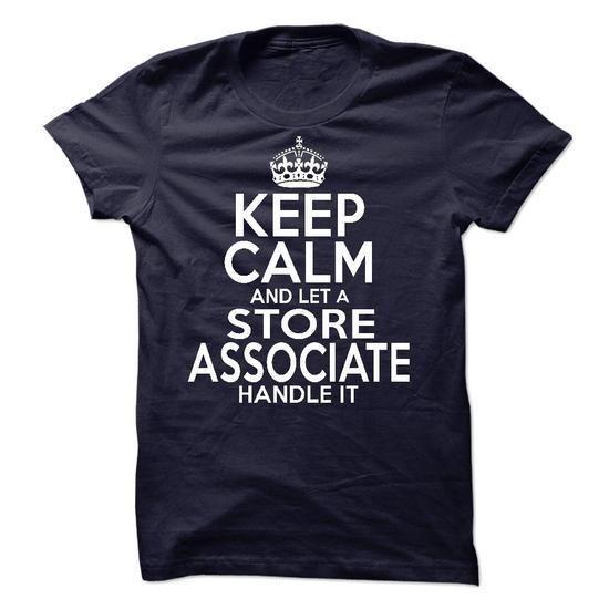 Store Associate T Shirts, Hoodies Sweatshirts. Check price ==► http://store.customtshirts.xyz/go.php?u=https://www.sunfrog.com/LifeStyle/Store-Associate.html?41382