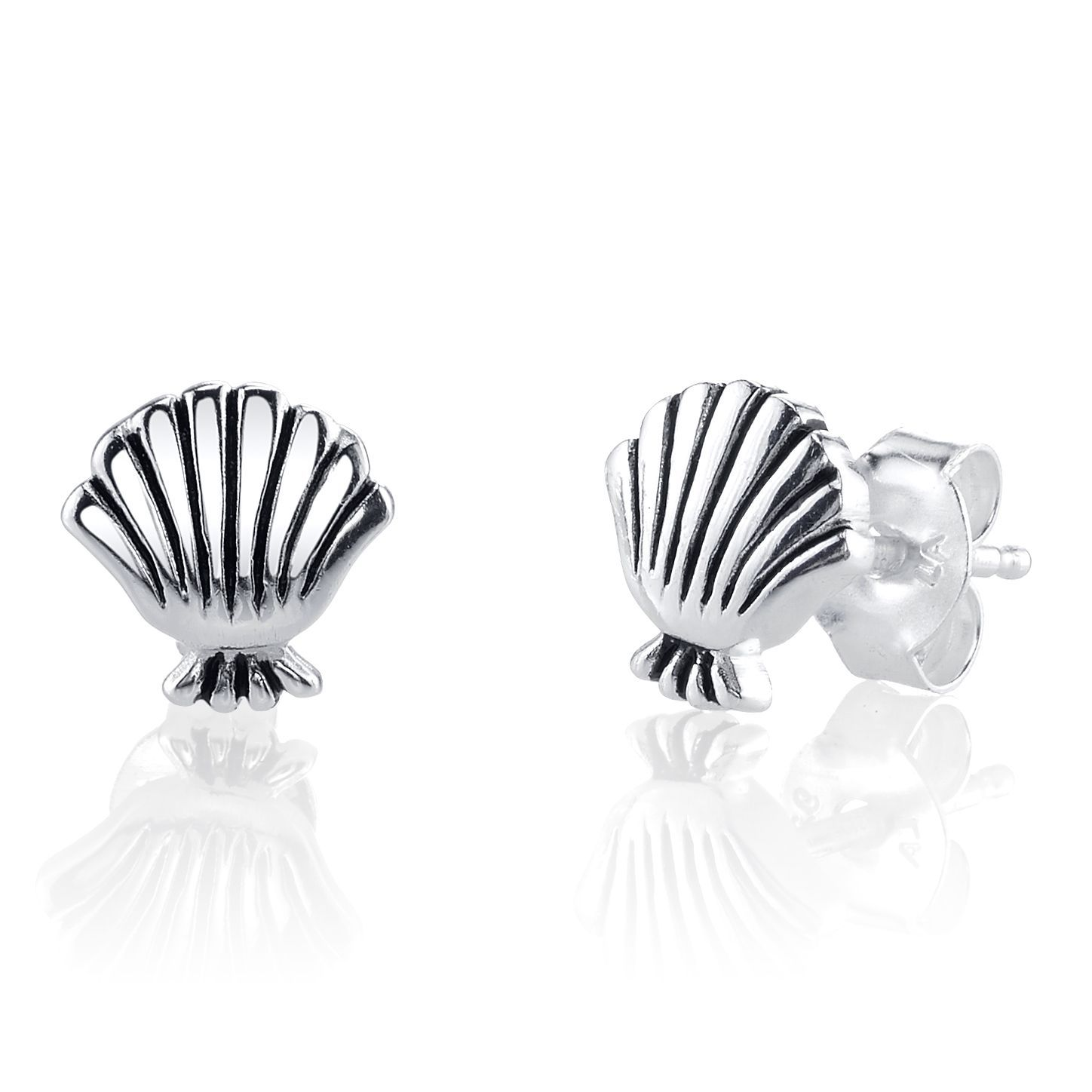 img seashell toes sandy shop stud products earrings