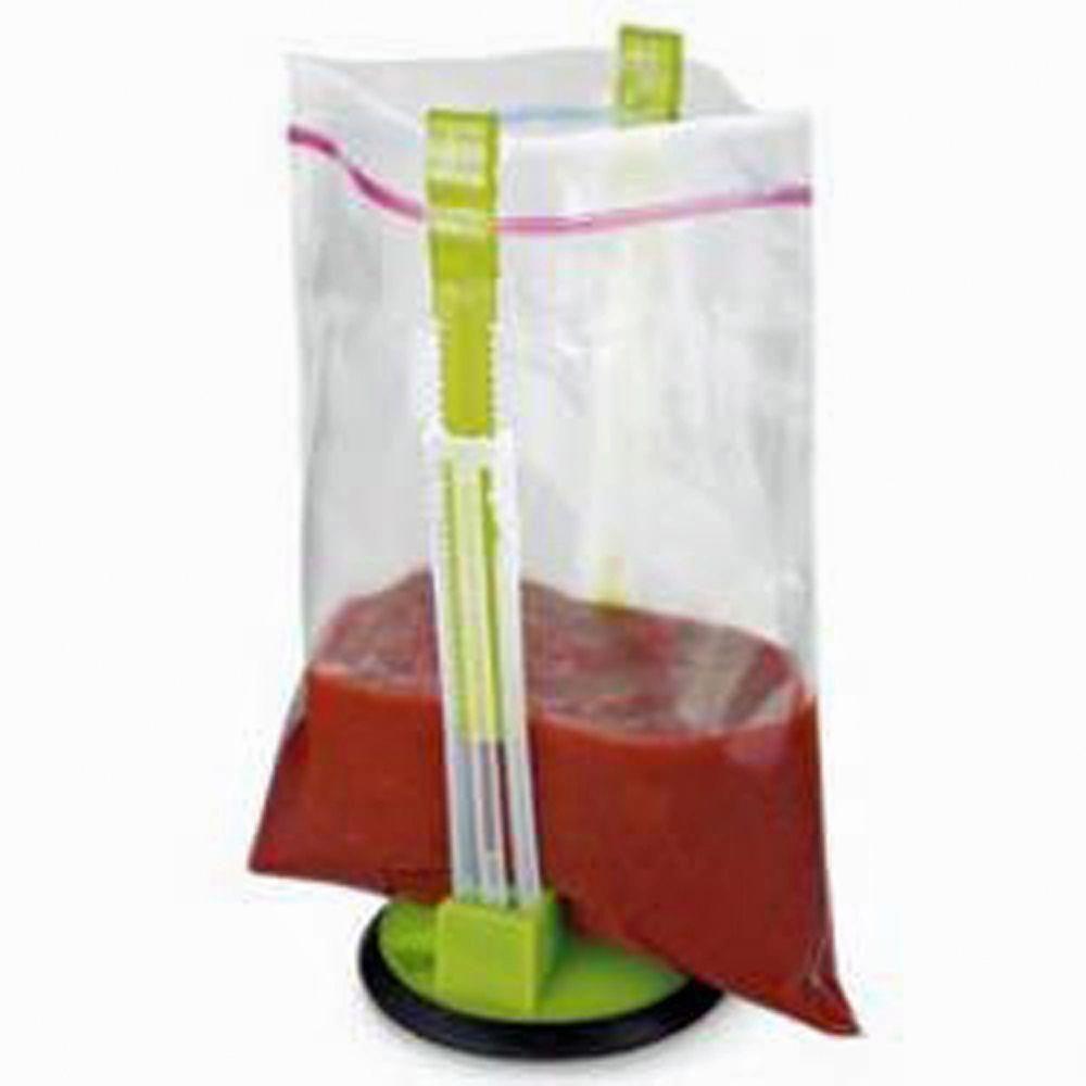 Details about Baggy Rack Storage Bag Holder – Kitchen Tools & Gadgets
