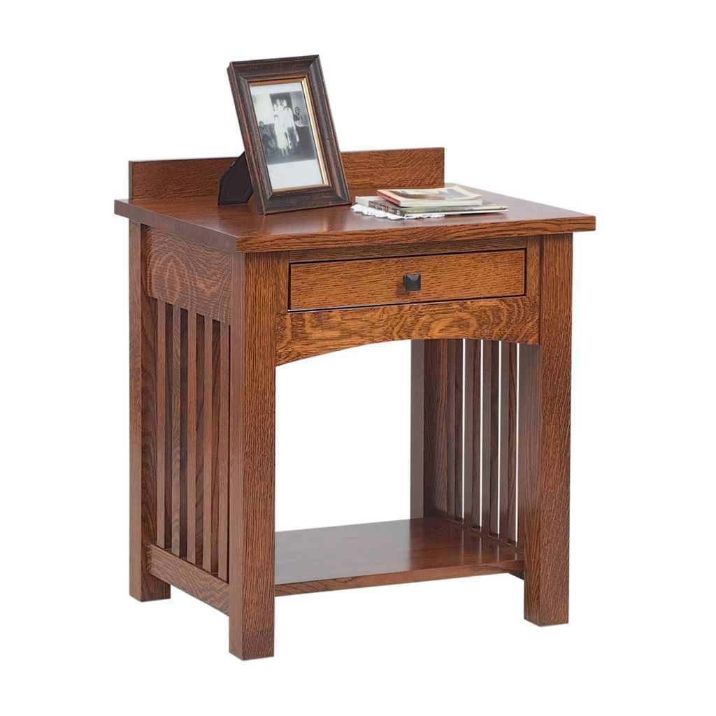 Jacobson Nightstand (With images) | Solid wood bedroom ...