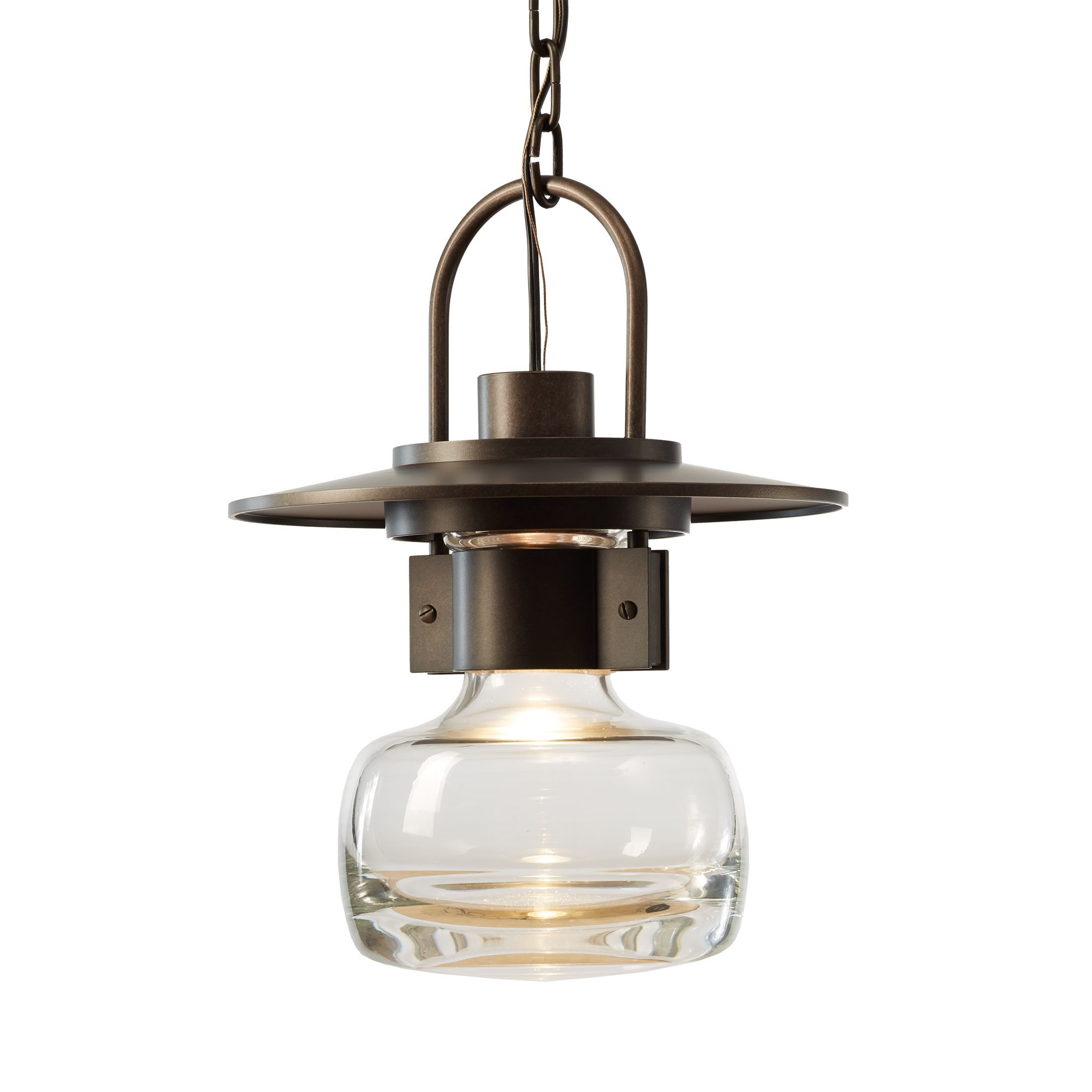 Mason Large Outdoor Ceiling Fixture Hubbardton Forge