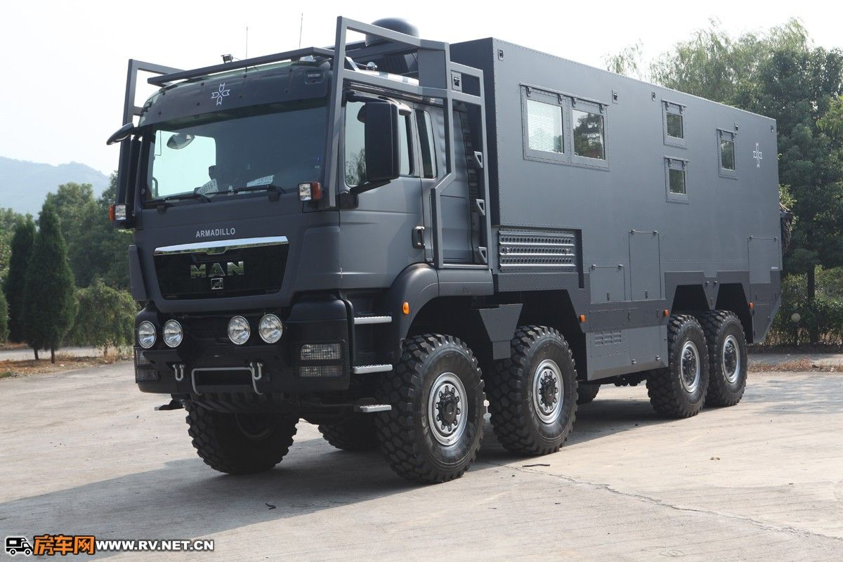 Armadillo Explorer 3 Atv Man Tgs 8x8 De 2012 Fabricado En China