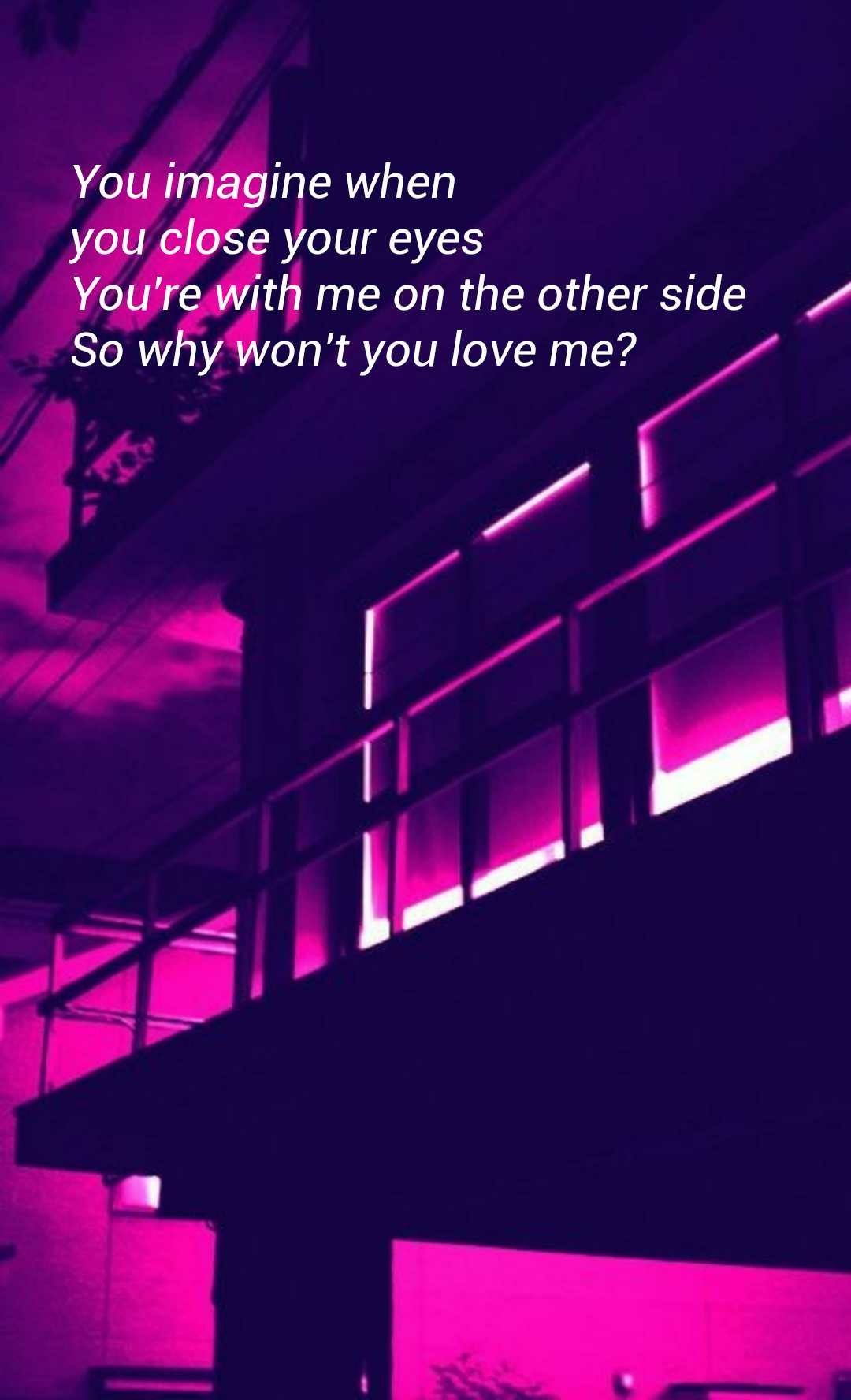 Why Won T You Love Me 5 Seconds Of Summer Lyrics Lockscreen