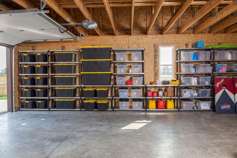 Awesome 25 Awesome Garage Organization Design Ideas Https Livingmarch Com 25 Awesome Garage Organization Tips Garage Storage Organization Garage Organization