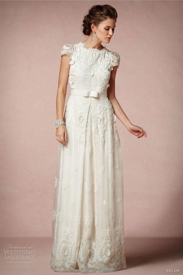 BHLDN Wedding Dresses — Spring 2013 Collection | De novia, Novios y Boda