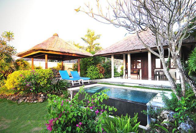 Infinitypool At The Bali Blue Point Villas Arsitektur