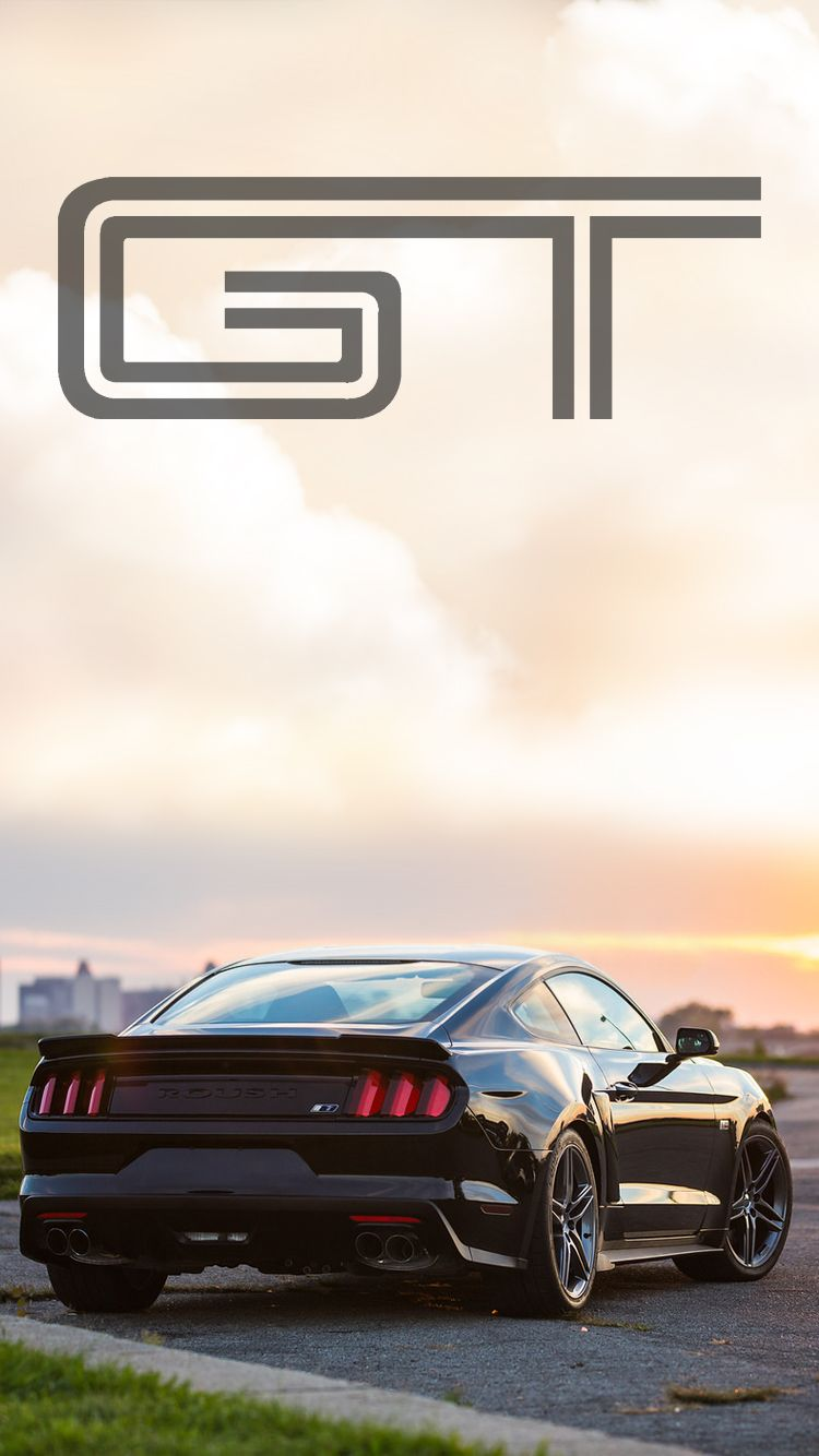 roush ford mustang 2018 | universal phone wallpapers/ backgrounds