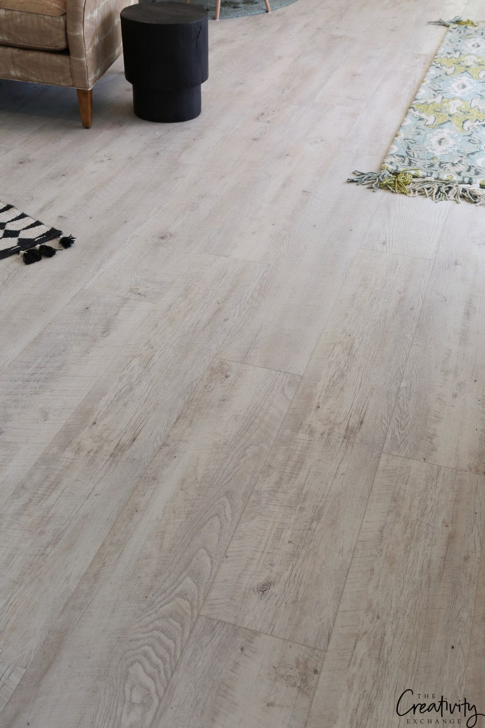 Learn more about your wood flooring options with this quick guide from diy network. Modern Farmhouse Home Tour: Millhaven Homes | Vinyl ...