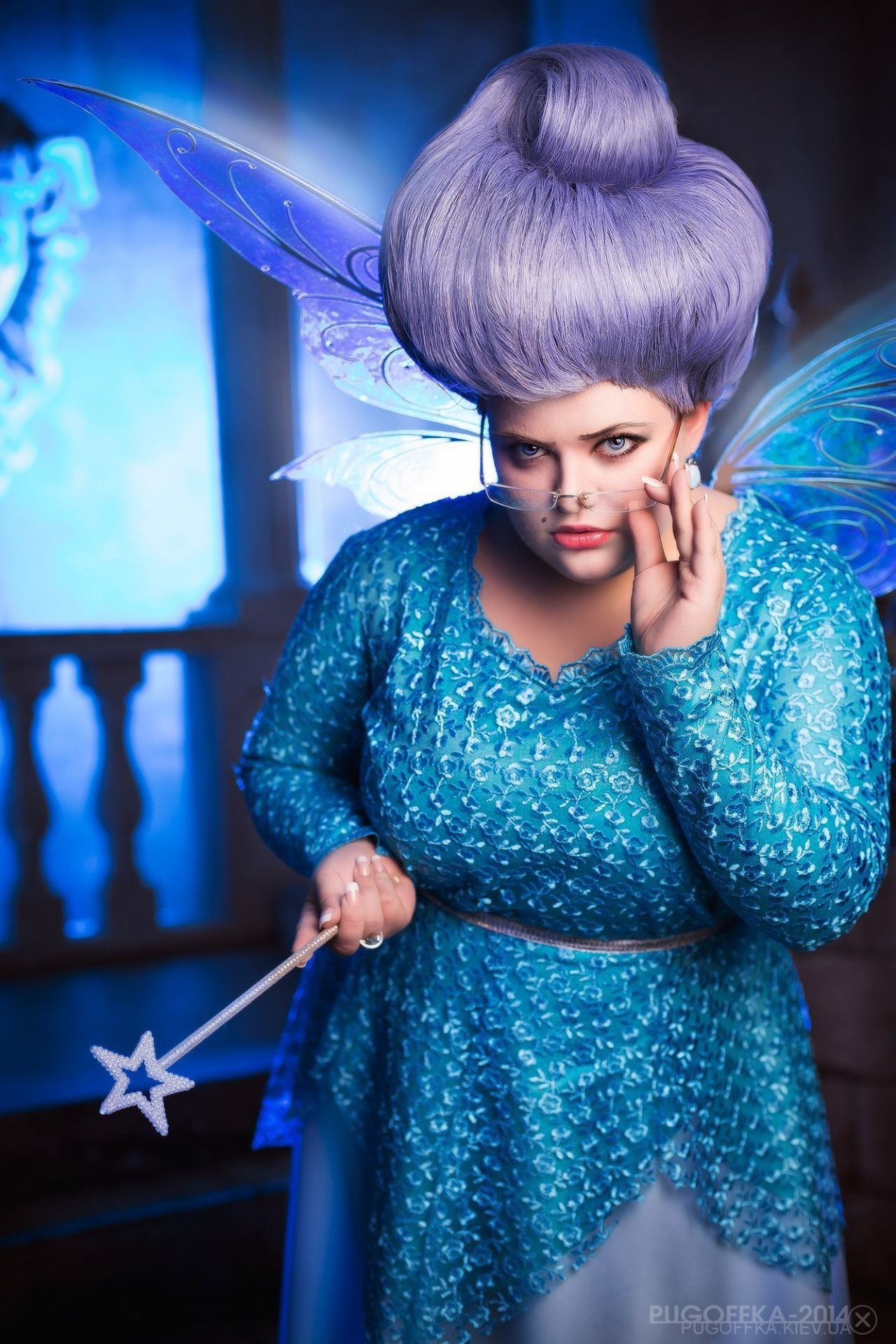 Fairy Godmother Shrek 2 Fairy Godmother Costume Adult Fairy