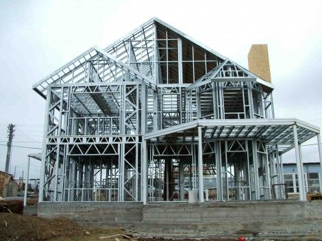 Steel Frame Home Construction Cost - Photo Frames & Pictures Design ...