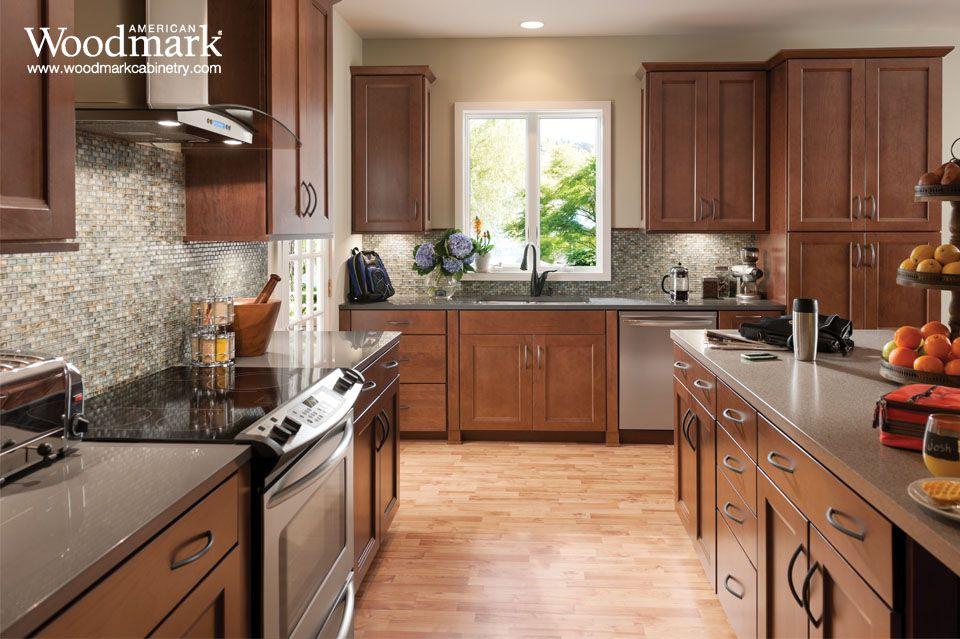 Del Ray Cherry Spice Kitchen Kitchen Inspiration Dark