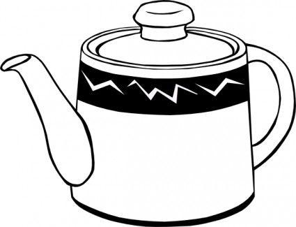 tea pot clip art wood ideas pinterest tea pots clip art and rh pinterest com
