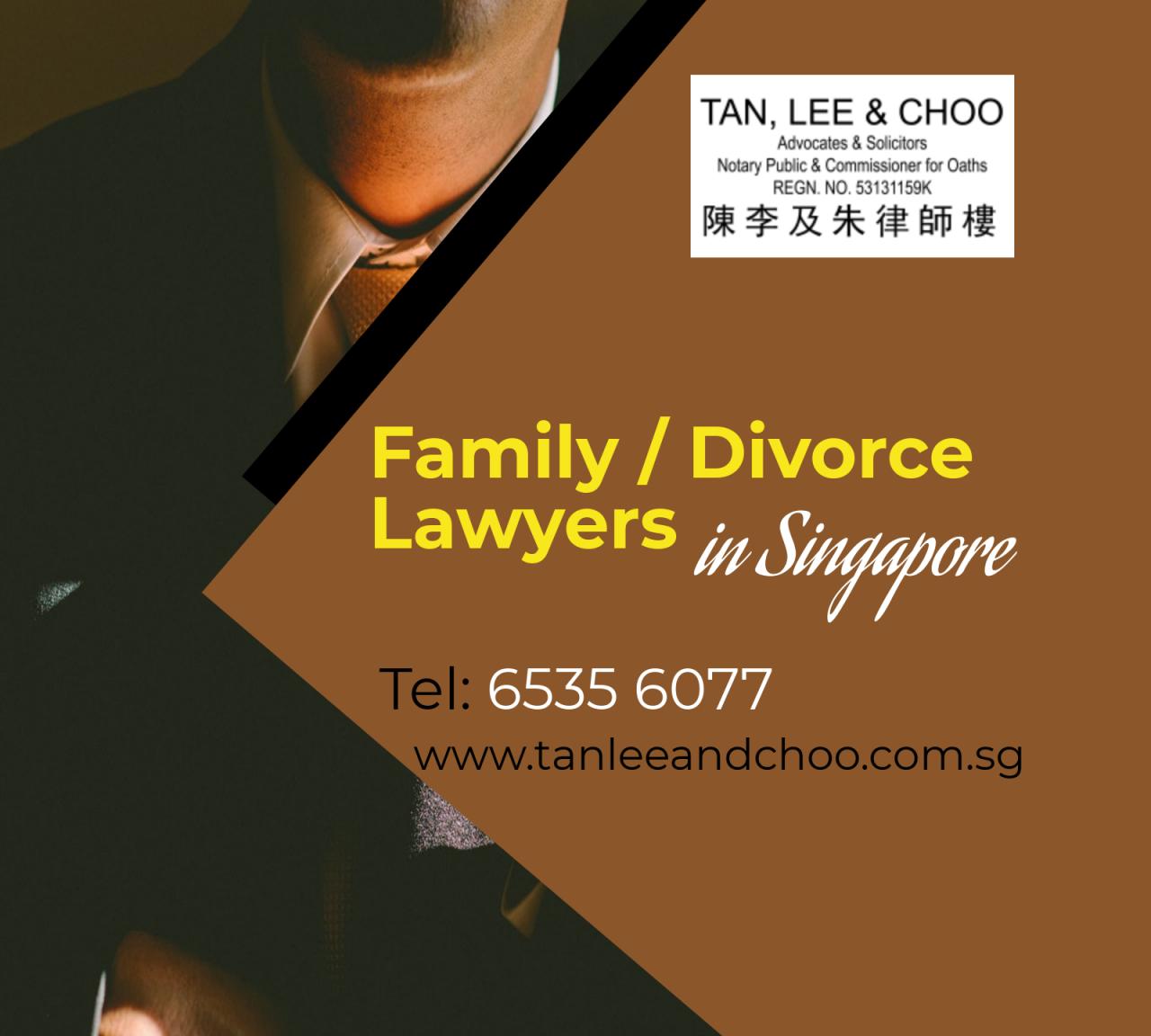 Top Good Experienced Senior Divorce Lawyer Singapore Good
