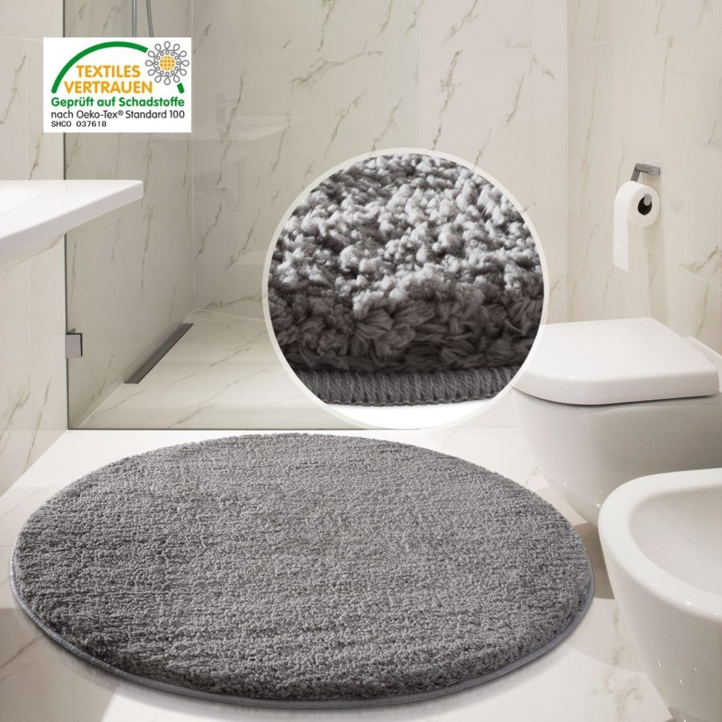 Round Grey Bathroom Rugs Grey Bathroom Rugs Round Bathroom Rugs