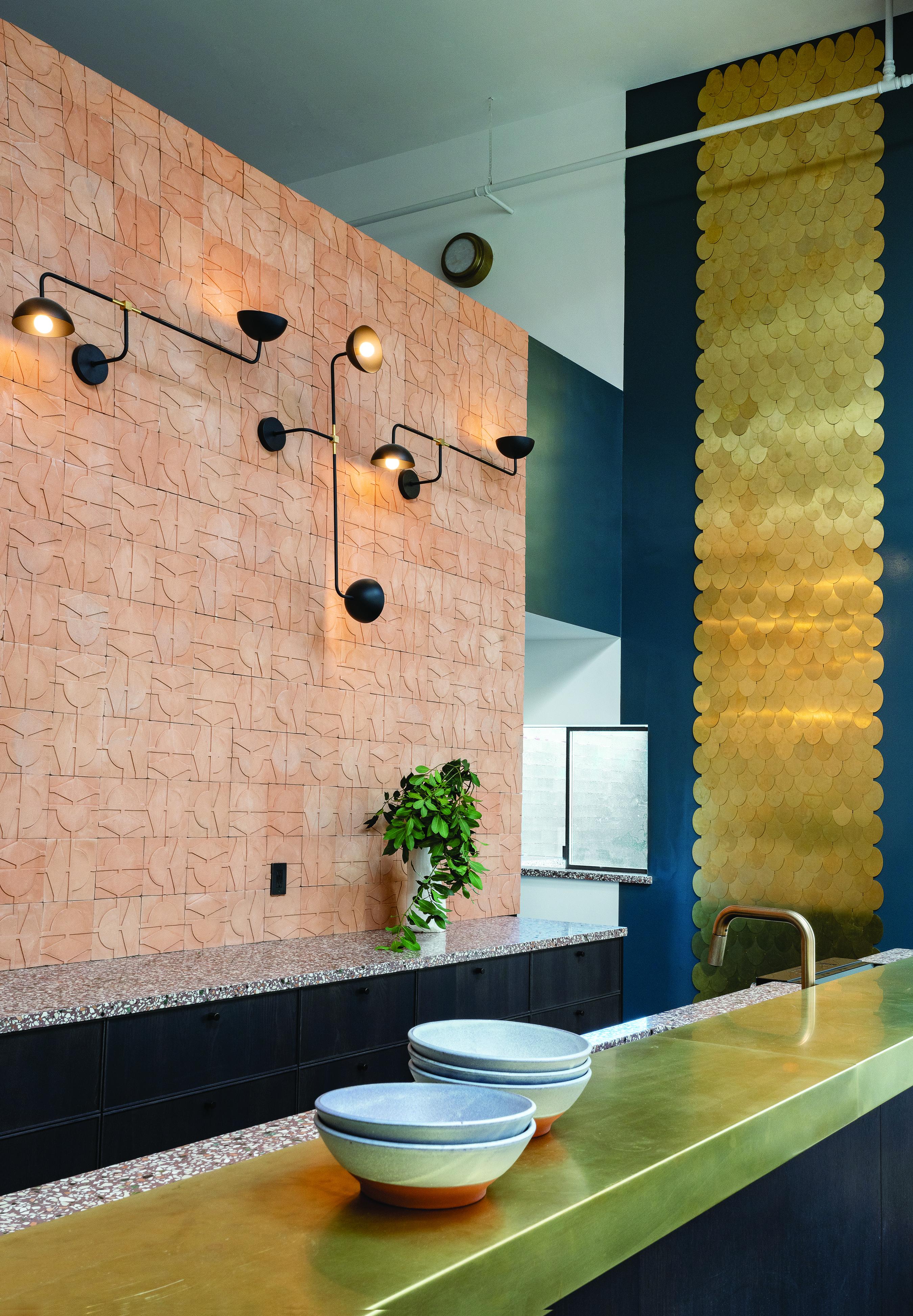 2019 Interior Design Boy Awards Cle Is A Winner Design Round Mirror Bathroom Dimensional Wall