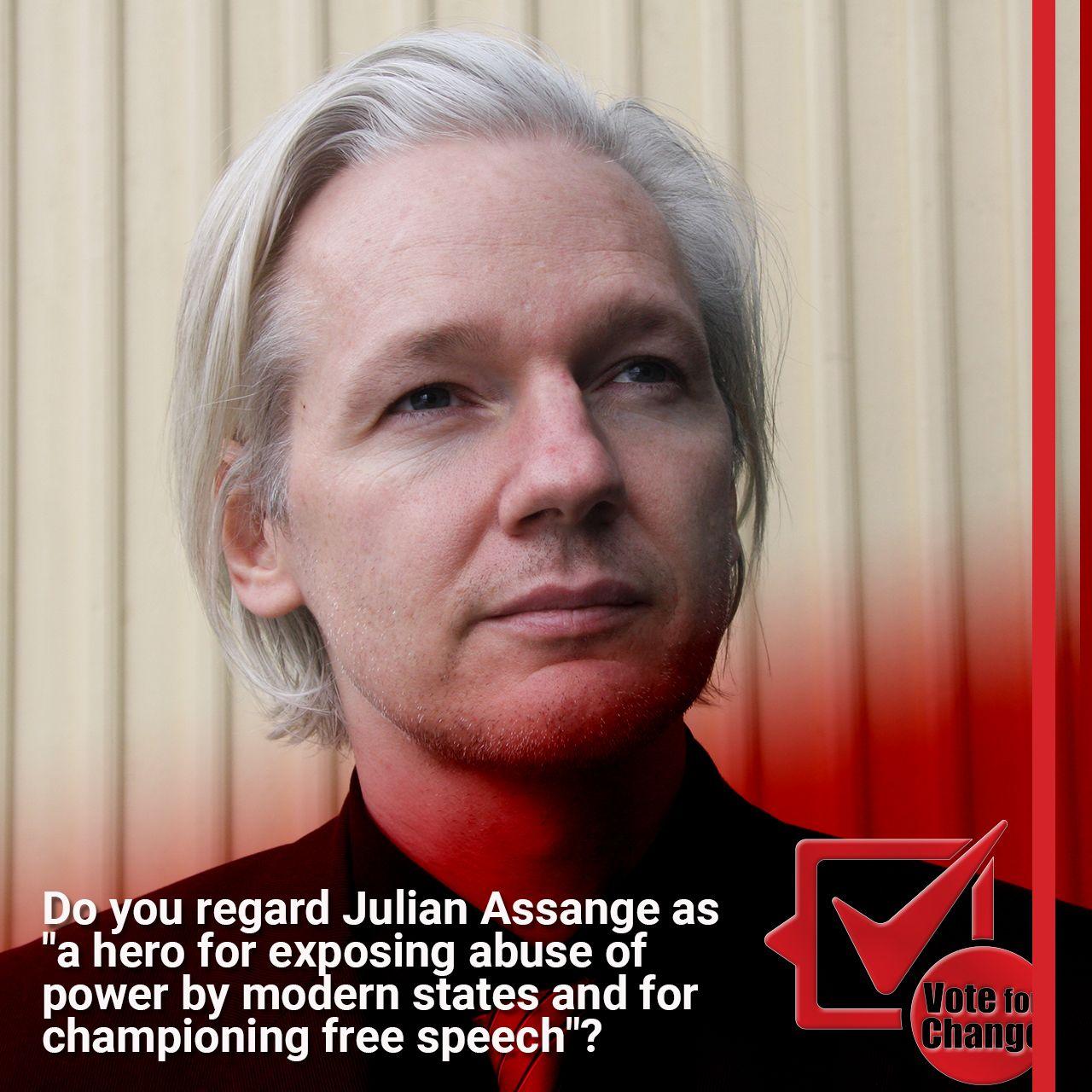 Julian Assange Faces US Extradition After Arrest In London