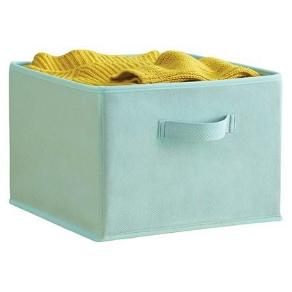 $5.99 Room Essentials™ Storage Drawer Cube   Caribbean Aqua