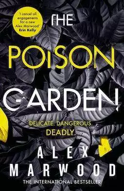 Book review The Poison Garden by Alex Marwood in 2020