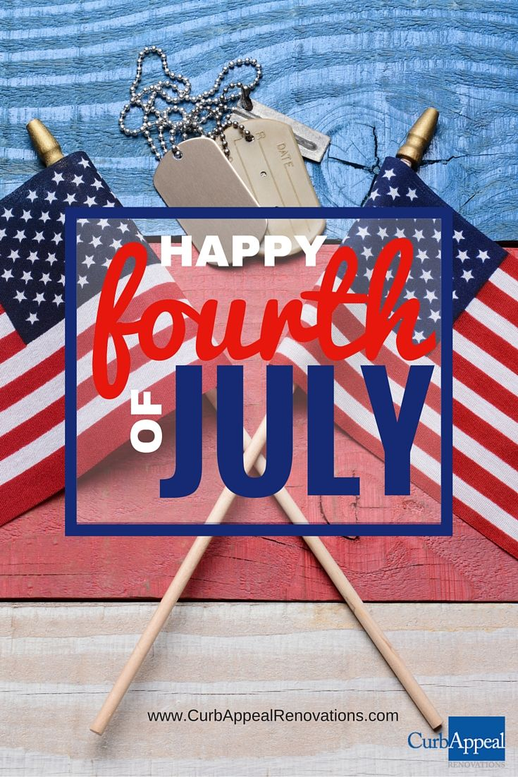 Happy Independence Day Weekend! Stay Safe & Have Fun!