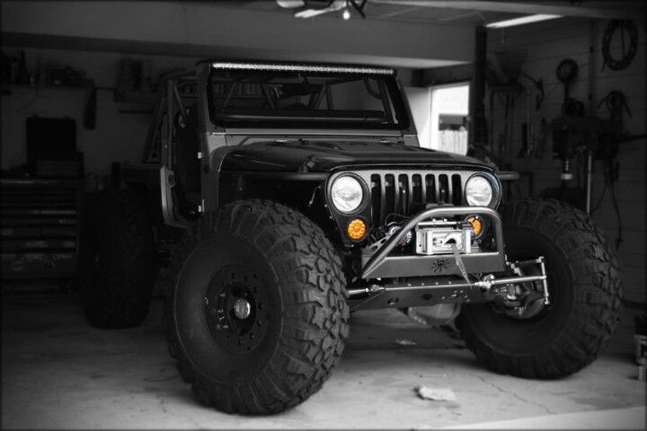 Low Lift Big Tires And Fender Trimming Awesome Combo Jeep Jk