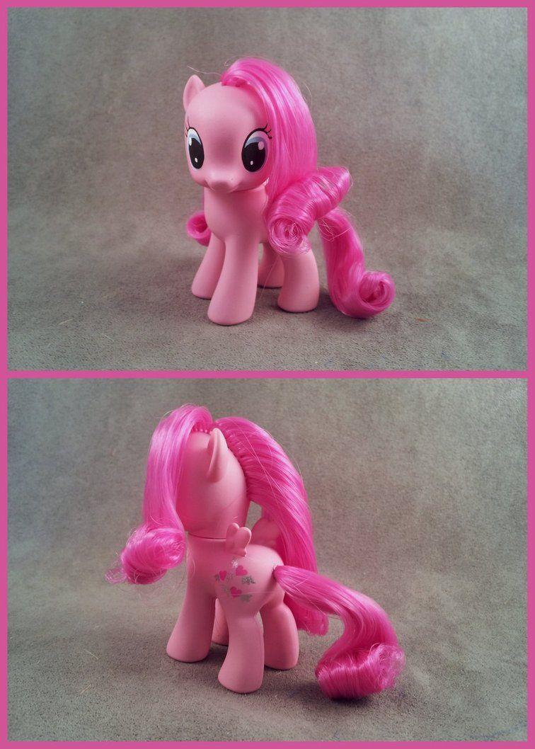 G1-G4 Baby Heartthrob - My Little Pony custom by ~hannaliten on deviantART