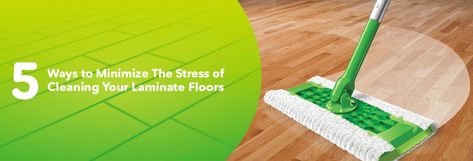 Ways to Keep Laminate Floors Clean Laminate flooring