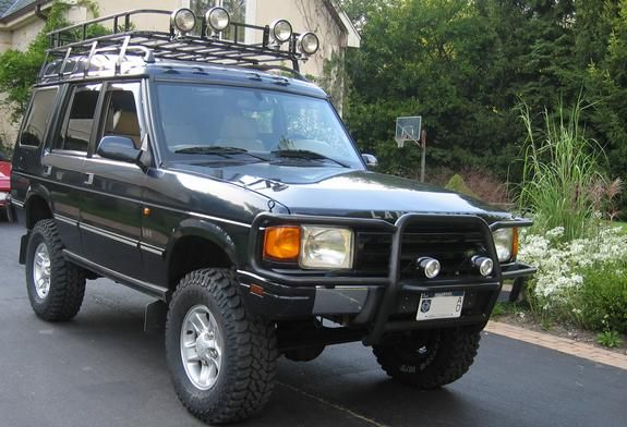 Emilyk S 1998 Land Rover Discovery